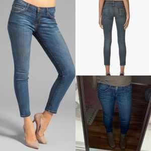 Current/Elliot stiletto townie skinny ankle jean